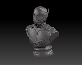 3D printable model Antman wasp bust
