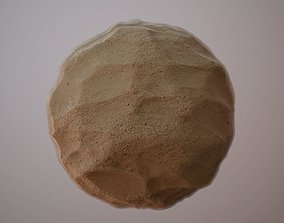 Sand Material 3D