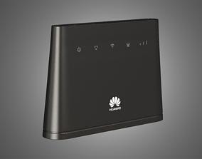 3D model HUAWEI LTE CPE B310 -Internet Device