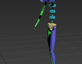 3D model Look at the watch 15