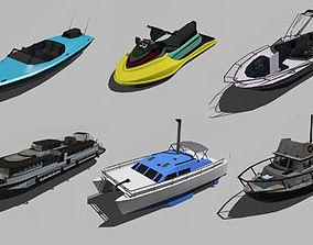 realtime Ship Models