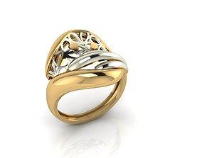3D printable model Gold Ring 013
