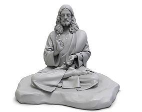 Jesus Buddha 3D printable model