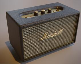 3D model Marshall Acton Speaker