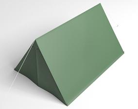 Ridge Tent 3D model
