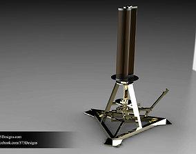 Savonius Wind Turbine 3D