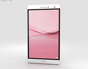Huawei MediaPad T2 7-0 Pro Pink 3D