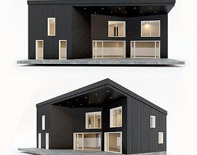 3D model Villa house 7