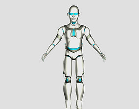 3D model Robot L 748