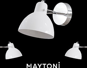 3D print model Sconce Daniel MOD407-WL-01-N Maytoni