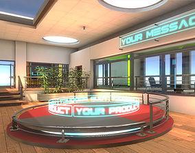VR / AR ready 3D Virtual Showroom Vol 2