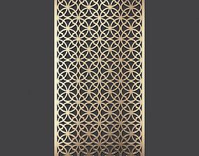 Decorative panel 293 3D