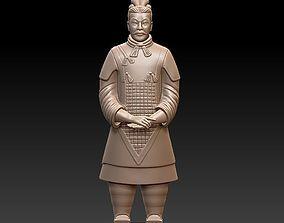 Terracotta Army 3D print model