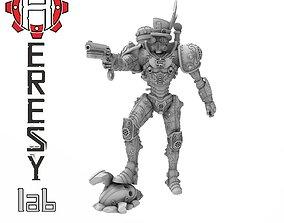 Heresylab - Steam Punk Sir Les Ashton 3D printable model