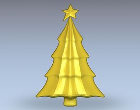 3D printable model Xmas Tree Keep Christ in Christmas