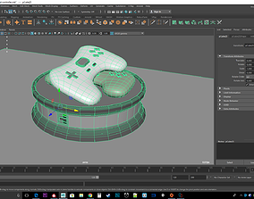 game console 3D