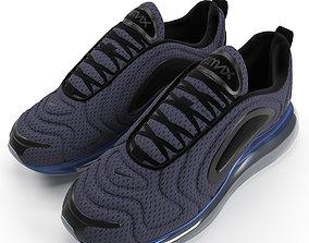 3D model Air Max 720 Nike PBR
