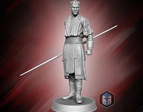 3D print model Darth Maul Figurine - Sith Assassin