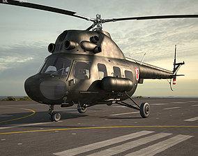 3D model Mil Mi-2