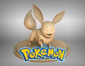 3D print model Eevee - Pokemon