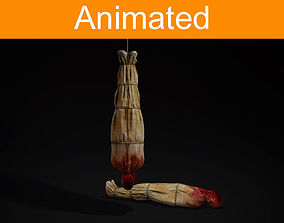 3D model Dead Man