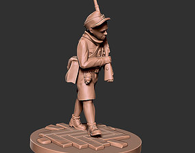 3D print model Volksturm Kid