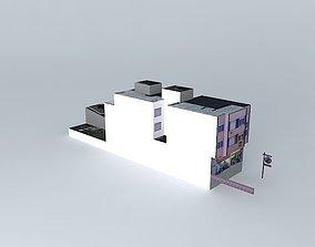 Big Wall Equipment For Adventure 3D model