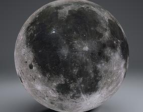 MoonGlobe 8k 3D model
