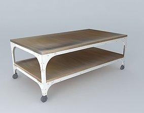 3D Coffee table ARCACHON