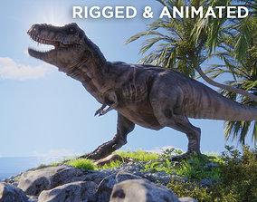 Tyrannosaurus Rex T rex Jurassic Park 3D model
