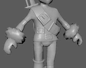 3D printable model Blank from FFIX
