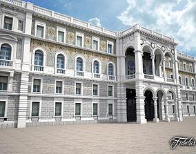 3D Palazzo del Governo