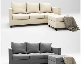 3D Adam sofa