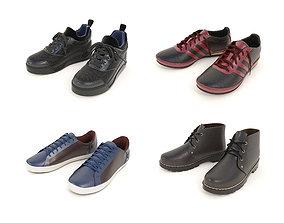 3D model Shoes Collection 8