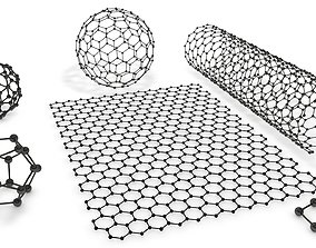 The set of models of graphene molecules