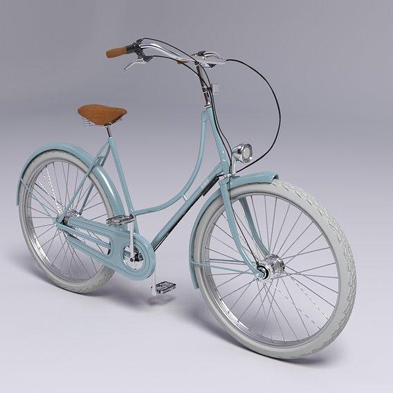 Dutch Bicycle