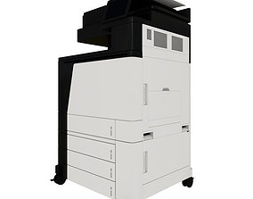 Laser multifunction printer for office printing 3D