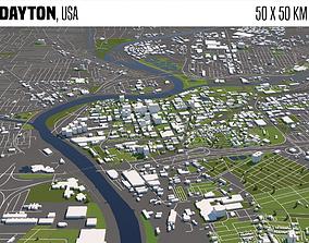 3D model Dayton USA