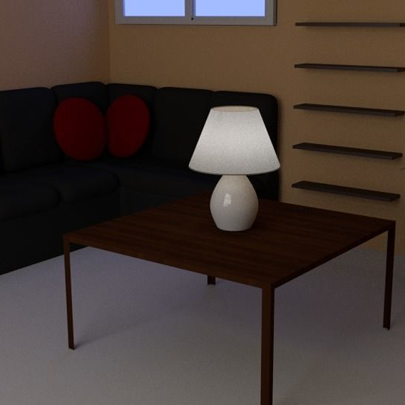 First Interior Model
