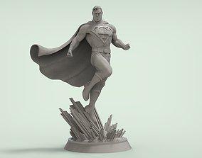 3D printable model Superman - Alex Ross