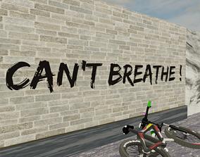 I cant Breath 3D model