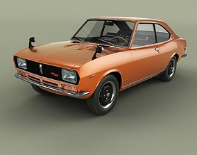 Mazda RX2 Coupe 3D