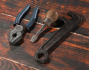 3D asset realtime Stylized toolset