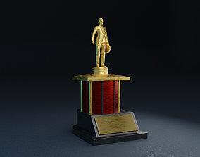 3D print model Dundie Awards jim