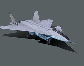 3D asset realtime MiG 1 44 Project