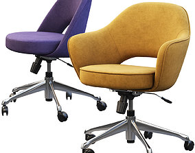 3D Executive task Chairs lounge