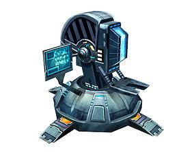 3D Robot-operating platform 01