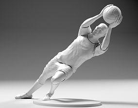 3D print model Goalkeeper 01 STL