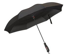 Umbrella open and close 3D model