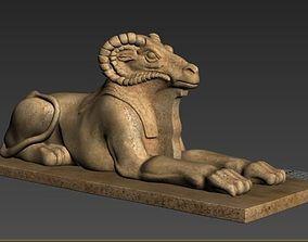 jackal 3D print model